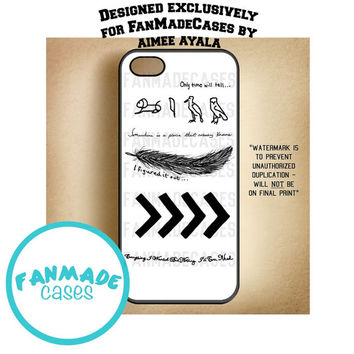 Arrows Tattoo Collage UPDATED iPhone 4/4s/5/5s/5c/6/6 Plus, iPod 4/5, Samsung Galaxy s3/s4/s5 Rubber Case by  FanMadeCases