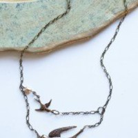 Sparrow Song Indie Necklace | Modern Vintage New Arrivals