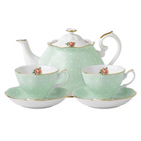 Royal Albert Polka Rose Tea for Two