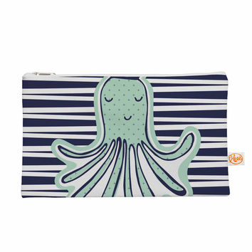 "MaJoBV ""Pulpo"" Green Octopus Everything Bag"