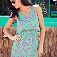 Great Barrier Reef Dress