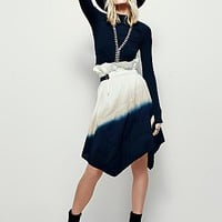 Free People Flight Skirt