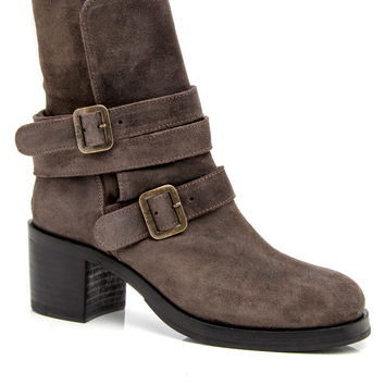 Fiorentini + Baker Taupe Oky Boot