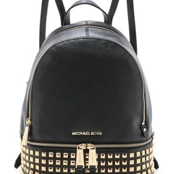 Small Studded Backpack