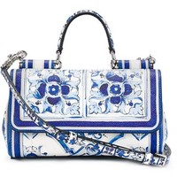 Dolce & Gabbana 'dauphine' Printed Cross-body Bag - Eraldo - Farfetch.com