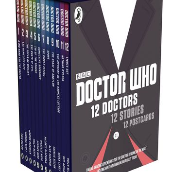 Doctor Who: 12 Doctors, 12 Stories (Doctor Who)