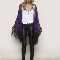 Pixie Dust Gypsy Jacket