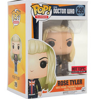 Funko Doctor Who Pop! Television Rose Tyler Vinyl Figure Hot Topic Exclusive Pre-Release