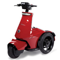 The Police Officer's Electric Chariot - Hammacher Schlemmer