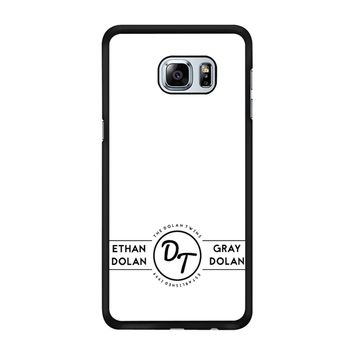 The Dolan Twins Samsung Galaxy S6 Edge Plus Case