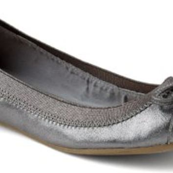 Sperry Top-Sider Elise Flat Pewter, Size 10M  Women's Shoes