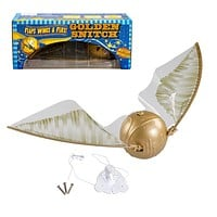 Universal Studios Harry Potter Battery Operated Golden Snitch Toy New with Box