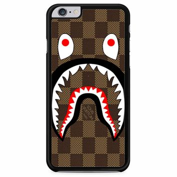 Bape Shark Pattern 4 iPhone 6 Plus/ 6S Plus Case