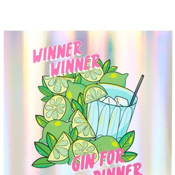 Gin & Tonic Greeting Card by Skinny Dip London