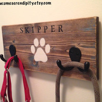 Dog Leash Hook|Dog Leash Holder|Dog Leash|Dog Leash Hanger|Paw Print|Leash Hook|Dog Gifts|Gifts for pets|Pet supplies|Pets|Puppy Gifts|Leash