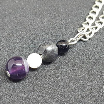 Asexual Necklace Pendant