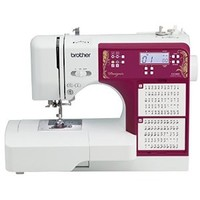 Brother Designio Series DZ3400 Computerized Sewing & Quilting Machine With 270 Stitches, including 2 Sewing Fonts