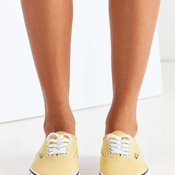 Vans Citron Authentic Sneaker | Urban Outfitters