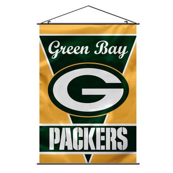 "Green Bay Packers Premium 28x40"" Wall Banner"