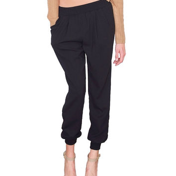 Saturday Pants Black
