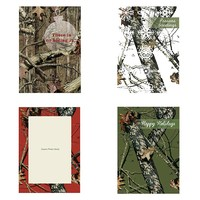 Mossy Oak Camo Holiday Greeting Cards