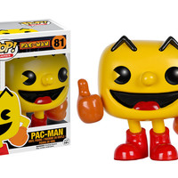 Pop! Games - Pac-Man - Pac-Man 81 Vinyl Figure (New)