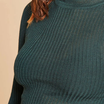 Ribbed Turtleneck Sweater - Jumpers + Cardigans - 2000219886 - Forever 21 EU English