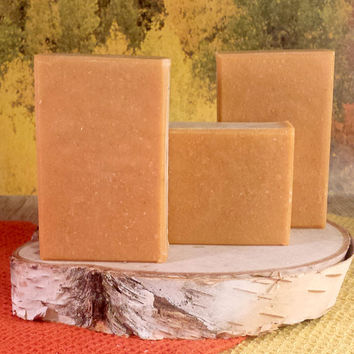 Earl Grey handmade organic natural soap, scented with bergamot essential oil