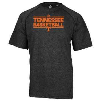 Tennessee Volunteers adidas On-Court Practice T-Shirt – Black