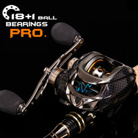 Professional Double Brake Baitcasting : SAVE $17 TODAY