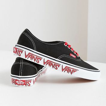 Vans Sketch Sidewall Authentic Sneaker | Urban Outfitters