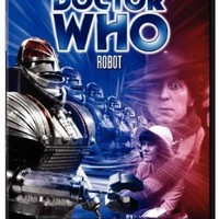 Doctor Who: Robot (Story 75)