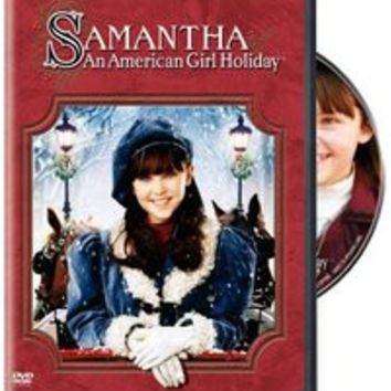 SAMANTHA - AN AMERICAN GIRL HOLIDA MOVIE