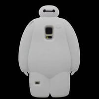 Disney Big Hero 6 Baymax Soft Silicone Case Cover For Samsung Galaxy S5 i9600
