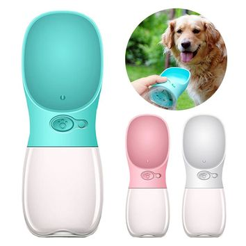"""Free Shipping"" Portable Pet Dog Water Bottle For Small Medium Large Dogs"