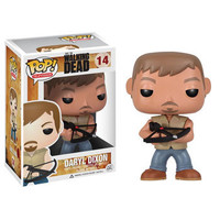 Funko POP! The Walking Dead - Vinyl Figure - DARYL DIXON (4 inch): BBToyStore.com - Toys, Plush, Trading Cards, Action Figures & Games online retail store shop sale