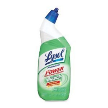 Lysol 24 oz. Power Toilet Bowl Cleaner with Bleach