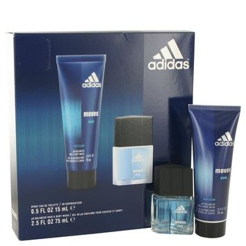 Adidas Moves Cologne By Adidas Gift Set FOR MEN