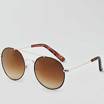 AEO Bar Top Sunglasses, Gold