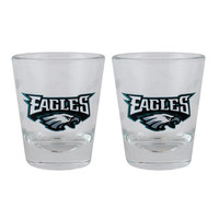 Boelter Shot Glasses 2-Pack - Philadelphia Eagles