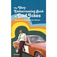 The Very Embarrassing Book of Dad Jokes, Buy Unique Gifts From CultureLabel.com