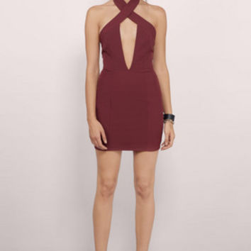 Ametrine Bodycon Dress $44