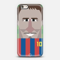 Simple Messi iPhone 6 case by Simple People | Casetify