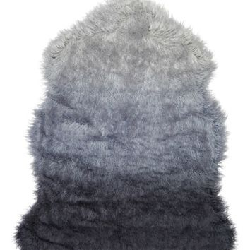 Nordstrom at Home Ombré Faux Fur Rug | Nordstrom