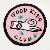 "Good Kids Club (2.5"" Patch)"
