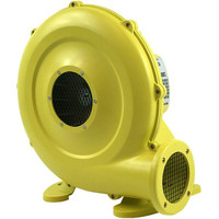 350W UL Listed Blower - Inflates Bounce Houses Up to 9' x 9'