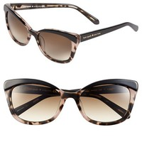 Women's kate spade new york 'amaras' 55mm sunglasses