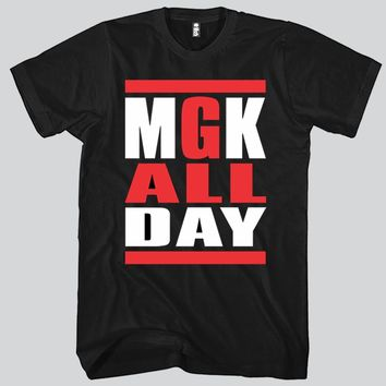 MGK All Day Unisex T-shirt Funny and Music