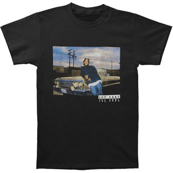 Ice Cube Men's  Impala Black T-shirt Black Rockabilia