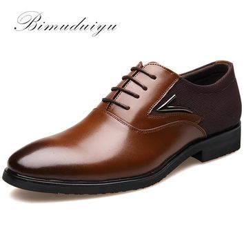 Quality Leather Men's Dress Shoes
